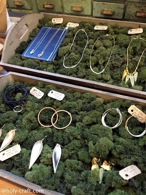 jewelry at magnolia market