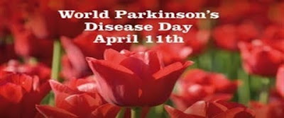 World Parkinson's Day 11 April
