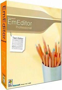 Emurasoft EmEditor Professional Full