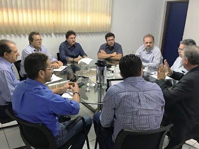 CPRM promove encontro de líderes do setor mineral do Estado de Goiás.