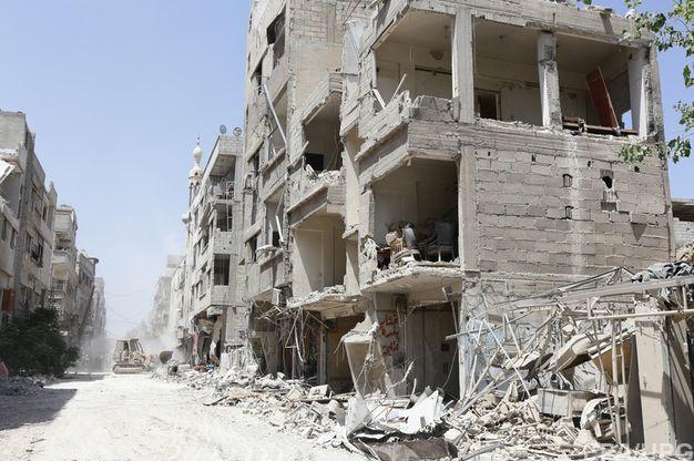 Взрыв в Сирии: погибли военные из США и Британии
