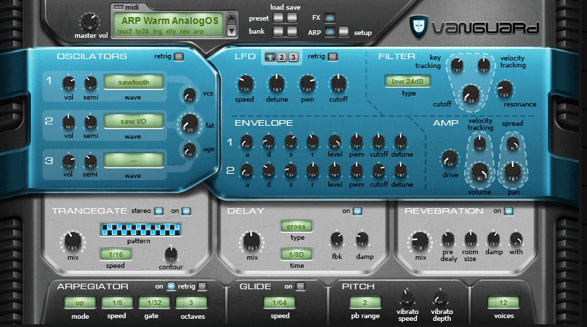 ReFX Vanguard v1.80 Bundle