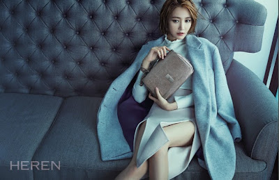 Go Joon Hee - Heren Magazine November Issue 2014