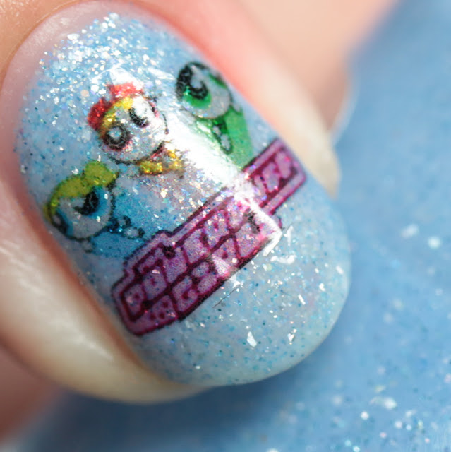 Dream Polish Bubblicious and Ribbits Stickits decals