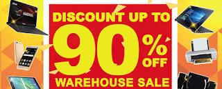 Thundermatch Technology Warehouse Sale 2016