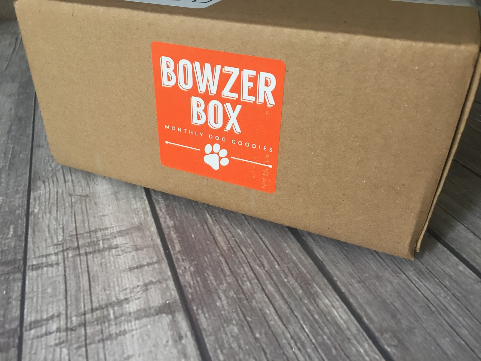 Bowzer Box Review May 2016 Canadian Pet Subscription Box Promo
