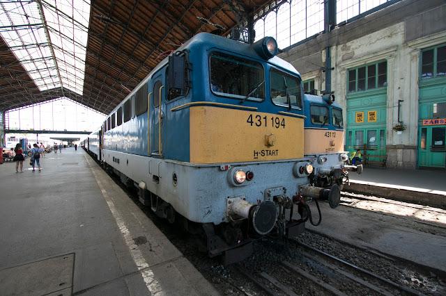 Stazione Nyugati-Budapest