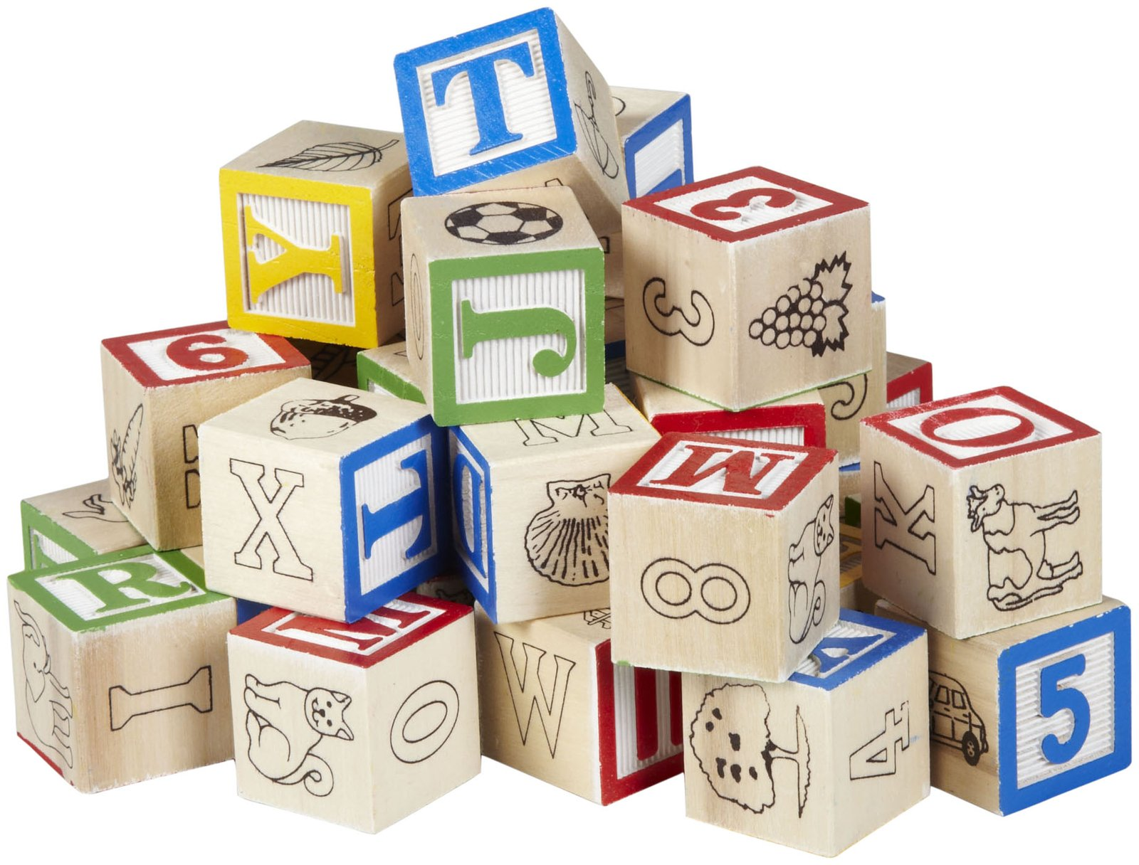 Wooden Blocks For Toddlers ~ Pro educational toys best for visually impaired