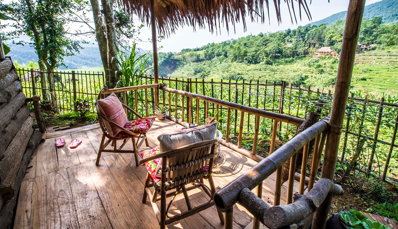 pu luong tree house homestay