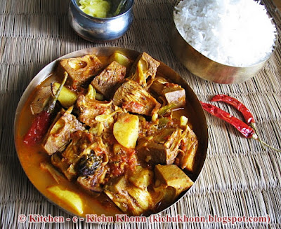Jackfruit curry