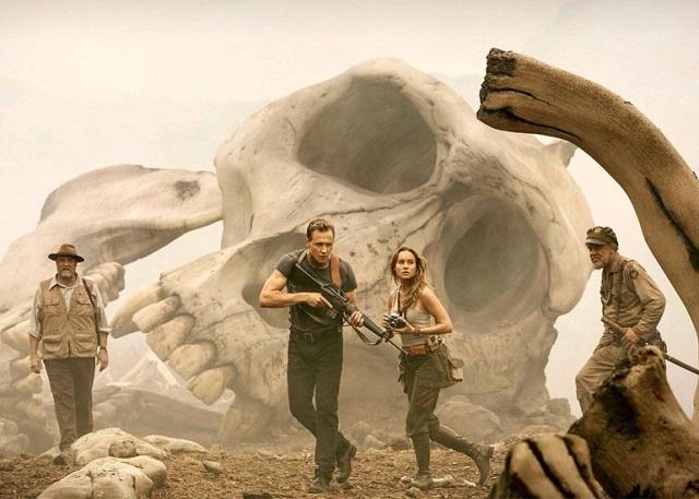 Cùng xem Kong: Skull Island Featurette