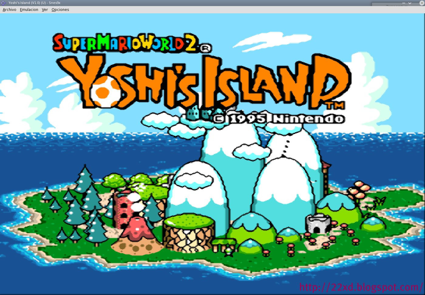 Yoshis New Island  3DS  ROM Download  PortalRomscom