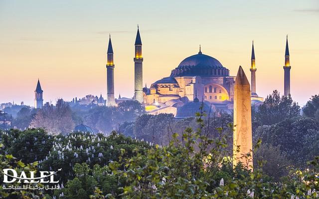 **برنامج سياحي اسطنبول بورصا لمدة