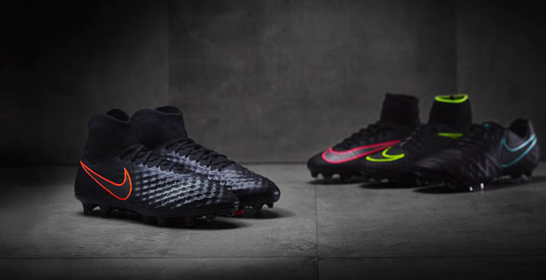 2ddbfc115 Nike Pitch Dark Football Boots Collection Released