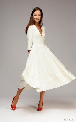 Vestidos de Noche Cortos Elegantes