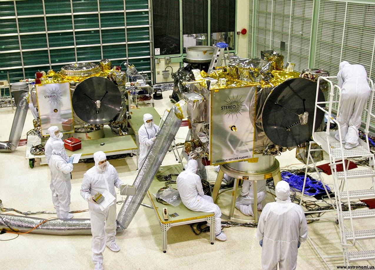 Clean Room, Ruang Khusus Tempat Ilmuwan dan Teknisi NASA Bekerja