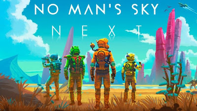 Download Game No Mans Sky NEXT PC