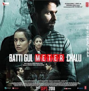 Batti Gul Meter Chalu Budget, Screens & Box Office Collection India, Overseas, WorldWide