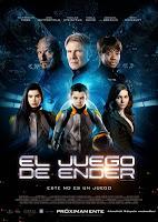 El Juego De Ender, película 2013