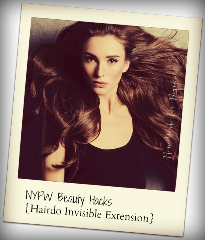 hairdo invisible extension review at New York For Beginners
