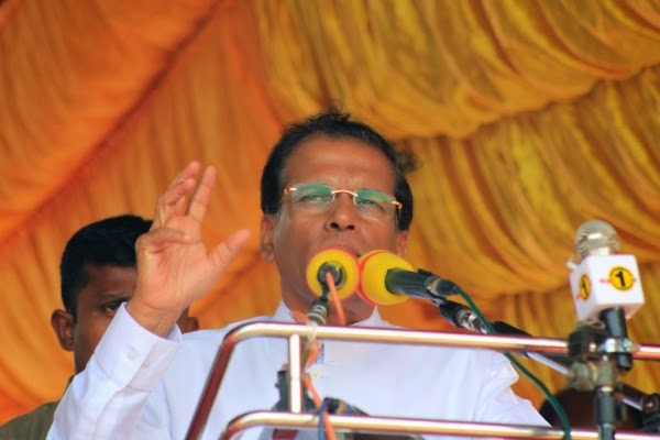 Maithripala Says Development Projects Alone Cannot Build Communal Harmony