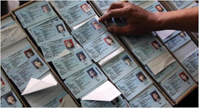 CATAT..KPUD Pastikan KTP Warga Yang Tinggal Di Luar Negeri Tidak Akan Masuk Hitungan
