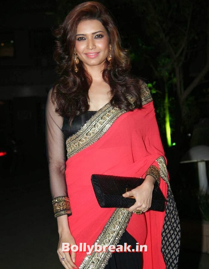 Karishma Tanna, Who Looked the Hottest at Raghav Sachar - Amita Pathak Wedding?