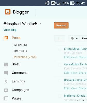 Aynorablogs Sudah Publish 2655 Artikel Dengan 31 Juta Pageview Setakat November 2017