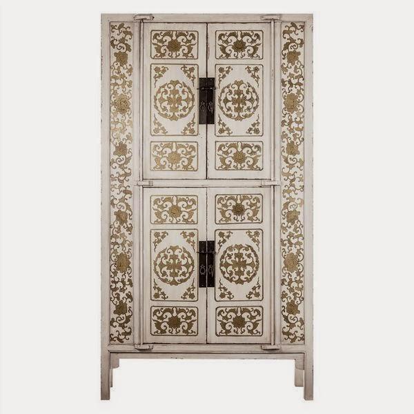 Armario oriental 4 puertas
