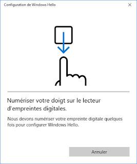 configurer windows