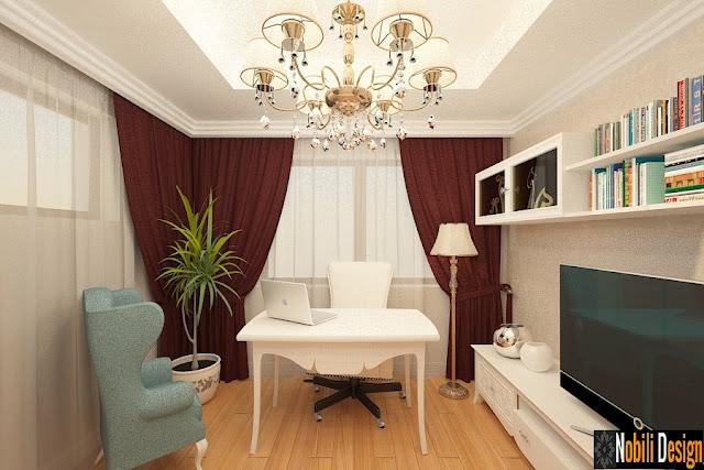 Design interior - Amenajari interioare Bucuresti | Mobila dormitor italiana living
