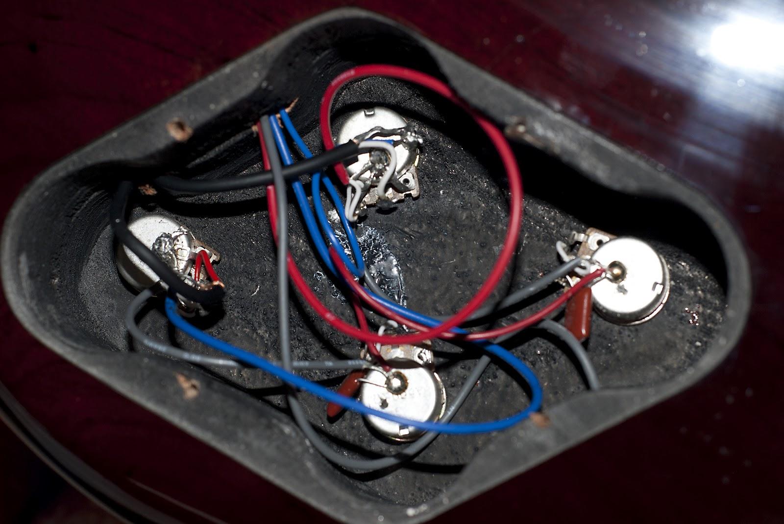 vintage les paul wiring diagram 72 nova starter the guitar weasel improving beasts v100