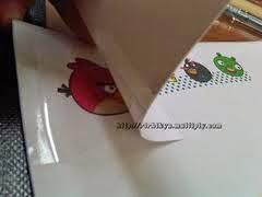 Cara Membuat Stiker Sendiri