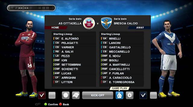 Patch Pes 2011 Pc Bundesliga E Serie B Calcio - lettervibe