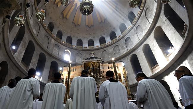 Jerusalem Al-Quds churches slam Israel's 'systematic' attempts against Christians