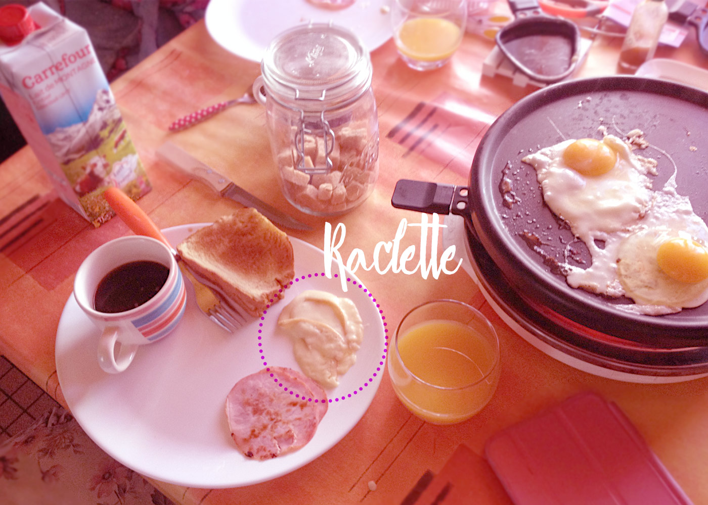 Breakfast-Raclette-Photo