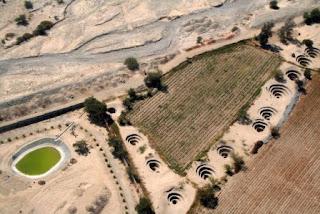 7. Nazca Aqueducts