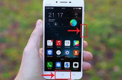 Cara Screenshot Hp Vivo Semua Seri dengan Mudah Dan Cepat