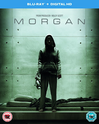 Morgan 2016 Dual Audio DD 5.1ch 720p BRRip 850mb ESub