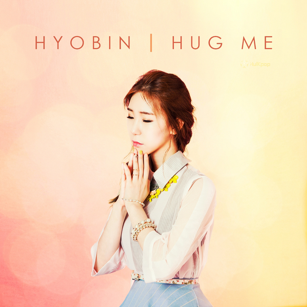 [Single] HYOBIN – Hug Me