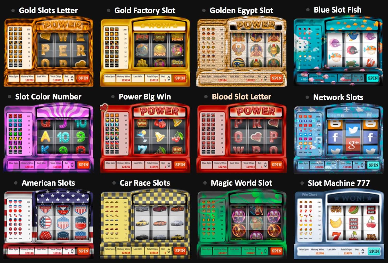 Casino Games Script
