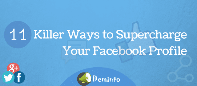 11 ways Become Popular in Facebook Fast