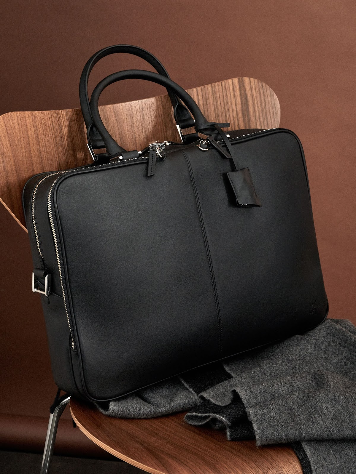 2fde281f9bc6 The Want Of The Modern Man  Want Les Essentiels Mens Holiday Collection