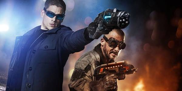 Captain Cold Dan Heatwave