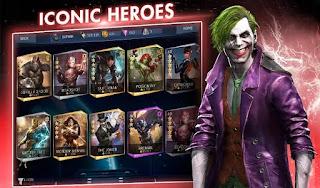 تحميل لعبة Injustice 2 للاندرويد مهكرة اخر اصدار