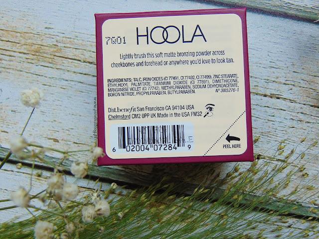 Hoola - Puder brązujący | Bronzer. Benefit Cosmetics
