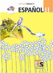 Español II Volumen II Libro para el Alumno Segundo grado 2018-2019 Telesecundaria