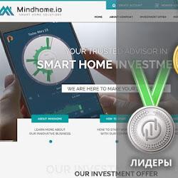 Mindhome – 104% чистой прибыли за месяц работы! Шикарный результат!