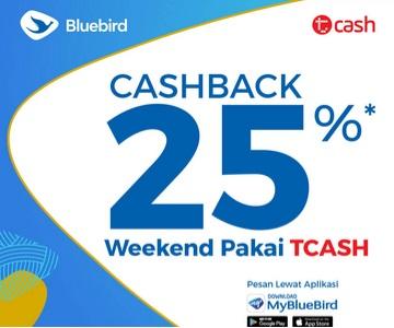 Cashback 25%