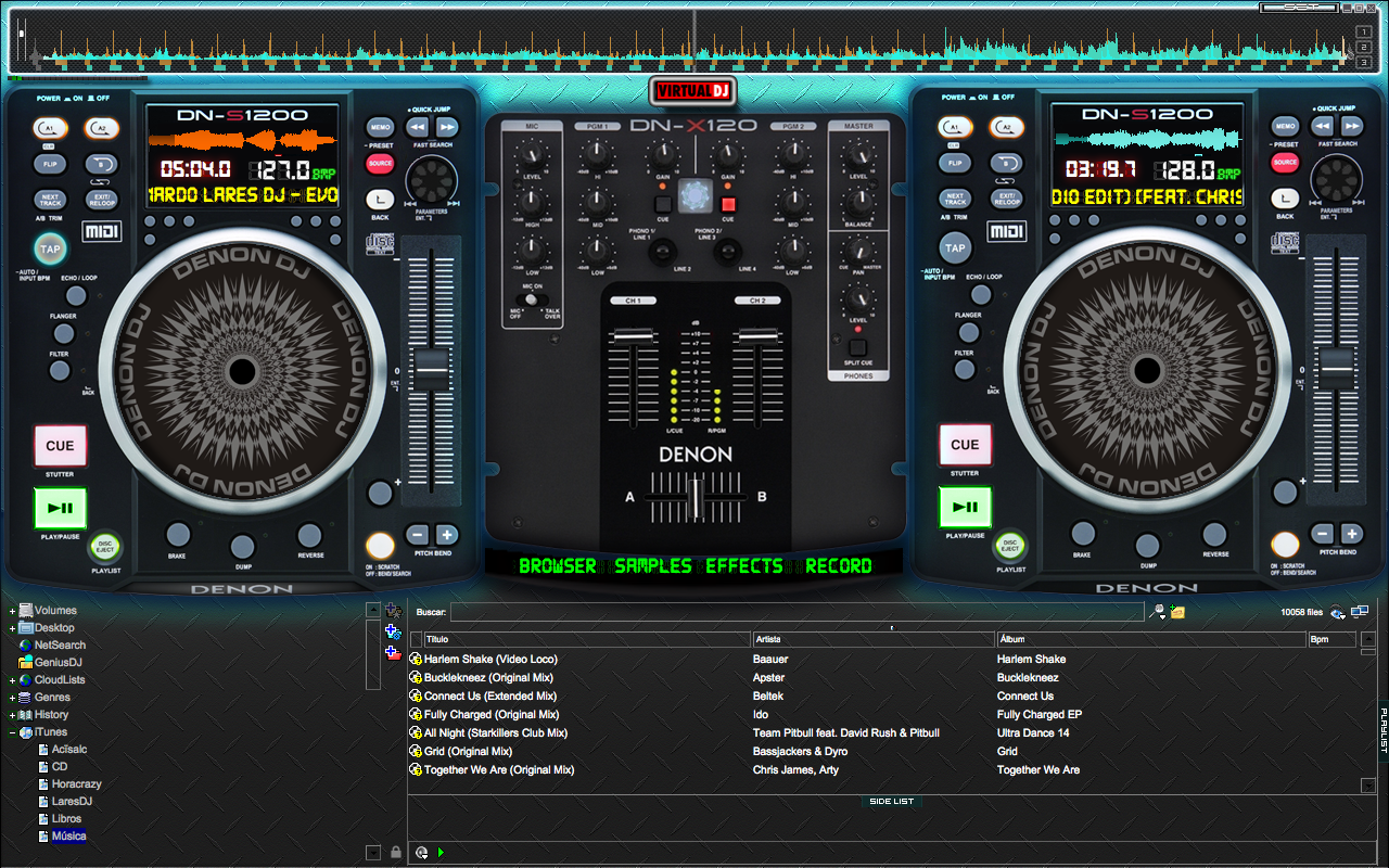 Serato Virtual Dj